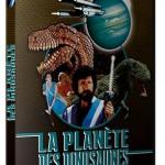 Cinéma la planète des dinosaures à la Vapeur de Dijon