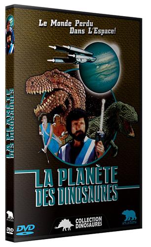 Cinéma Dijon : La cinématek de Mr Duterche – La planète des dinosaures