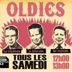 Concert et Boum - Oldies sur la péniche Cancale