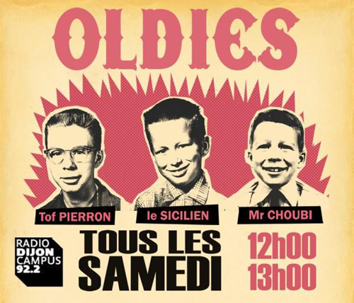 Concert Dijon : The Romanee Counteez + Oldies
