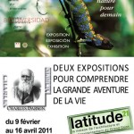 Exposition Dijon : Biodiversit et Darwin