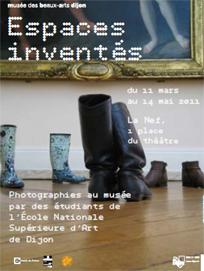 Exposition Dijon : Espaces inventés
