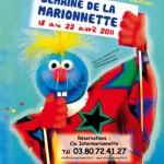 Festival de la marionnette à Dijon pour la 8eme annee consecutive