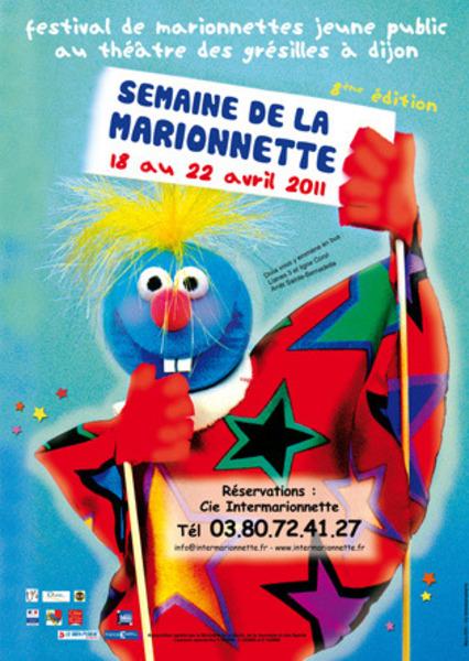 Festival Dijon : Le Festival de la Marionnette 2011