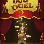 Spectacle Duo Duel de la Cie Clair Obscur au Bistrot de la scène à Dijon