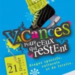 Pratiquer une activité à Dijon pendant les vacances de printemps 2011