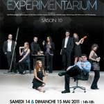 Experimentarium fete ses 10 ans à Dijon