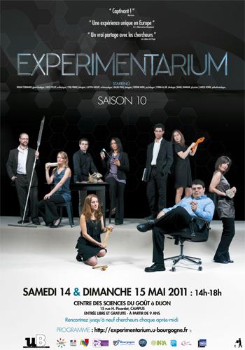 Activité Dijon : l'Experimentarium fête ses 10 ans !