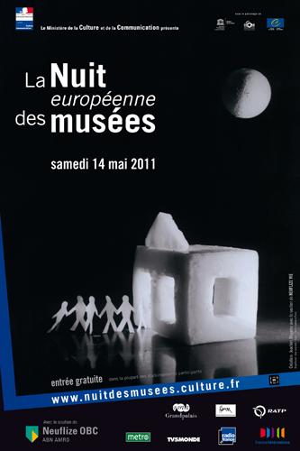 Activité Dijon : La nuit des musées 2011