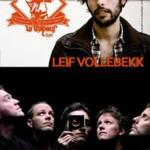 concert Applause et Leif Vollebekk à la Vapeur de Dijon