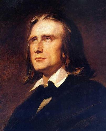 Concert Dijon : En rêve Liszt en lui-même