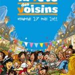 La fête des voisins - immeubles en fête à Dijon