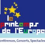 Evènement le printemps de l'europe à Dijon