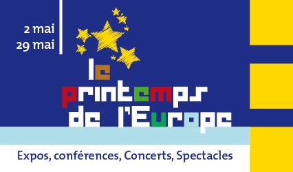 Evènement Dijon : Le printemps de l'Europe 2011