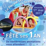 Anniversaire de la piscine olympique de Dijon