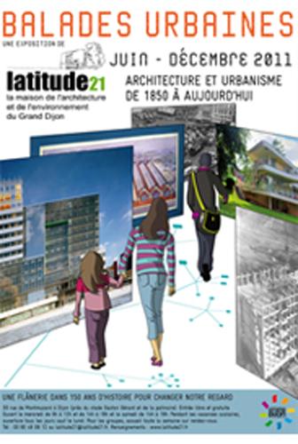 Exposition Dijon : Balades urbaines