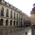 Exposition histoire urbaine à Dijon