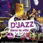 Festival D'jazz dans la ville à Dijon