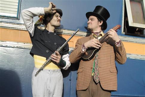 Spectacle Dijon : Tifondu et Grandubec