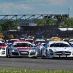 Sport GT Tour Championnat de France des circuits Dijon-Prenois