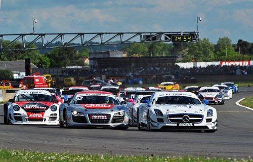 Sport Dijon : GT Tour Championnat de France des Circuits