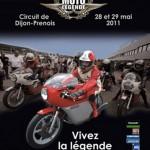 Les Coupes Moto Legende au Circuit Dijon Prenois