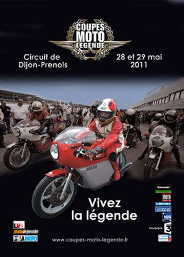 Sport Dijon : Coupes Moto Légende
