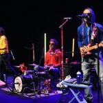 Les Wackinds en concert à la vapeur de Dijon