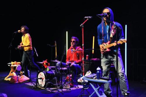 Concert Dijon : Bambinos, bambinas – The Wackids