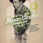 Concert Mozart / Ellington classique, jazz