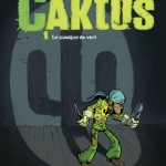 Librairie Grangier - Dédicace de Nicolas Pothier et Johan Pilet pour la BD Caktus
