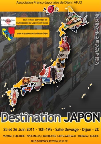 Concert Dijon : Destination Japon