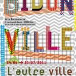 Exposition Bidonville, l'autre ville à Dijon