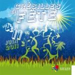 14ème édition du Festival Grésilles en Fête à Dijon du 4 au 11 juin