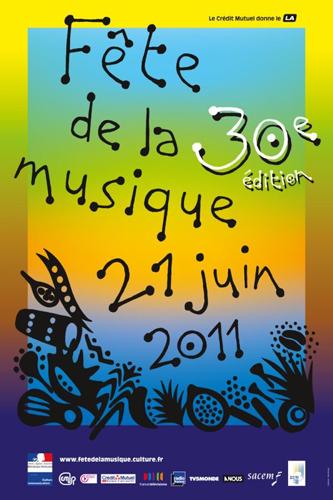 Evènement Dijon : Fête de la musique Dijon 2011