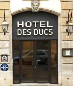 Hotels Dijon : Hotel Des Ducs