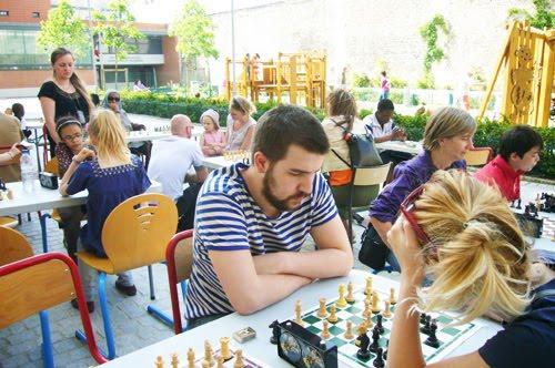 Sport Dijon : Jeu d'échecs découverte