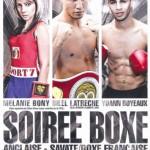 Gala Boxe Dijon au palais des Sports
