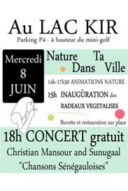 Activité Dijon : Nature dans ta ville