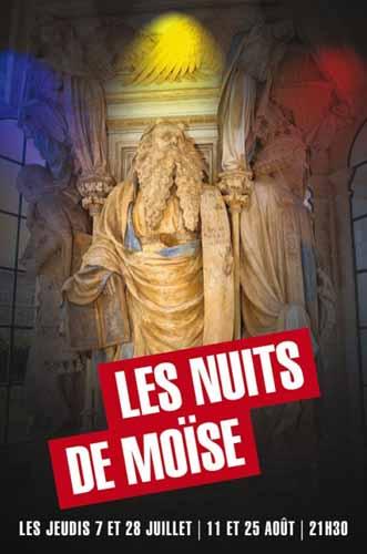 Art Dijon : Les Nuits de Moïse