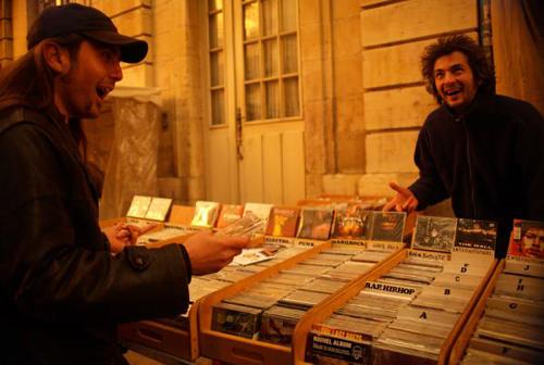 Concert Dijon : La Boum Finale – Manu le disquaire vs Crémant