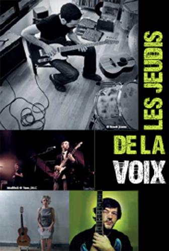Concert Dijon : Les jeudis de la voix 2011