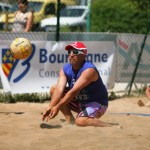 Initiation au Beach Volley piscine Carrousel Dijon