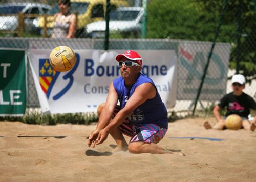 Sport Dijon : Initiation au beach-volley