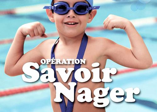 Sport Dijon : Opération «Savoir nager»