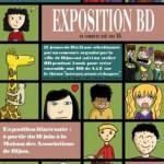 Exposition bande dessinée à Dijon
