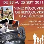 ArchéO'trement : l'expérimentation archéologique à Dijon