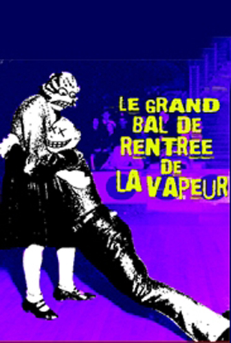 Musique Dijon : Le grand bal de rentrée de La Vapeur