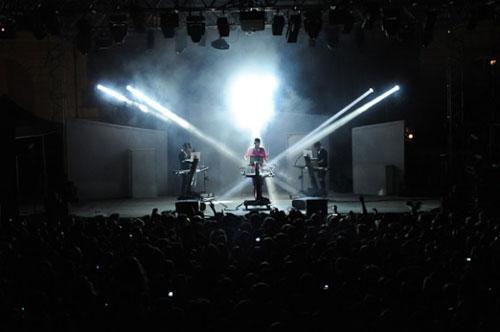 Concert de rentrée 2011 : Stromae et Gaëtan Roussel à l'affiche