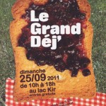 Grand Dej' des Associations 2011 à Dijon